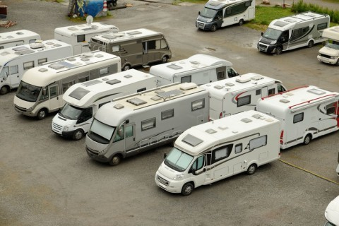 RV Body Repair Shop | Motorhome Collision Repair Shop