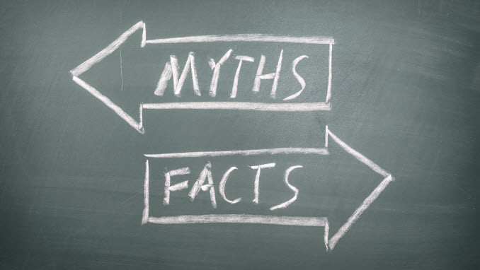 Common Collision Repair Myths