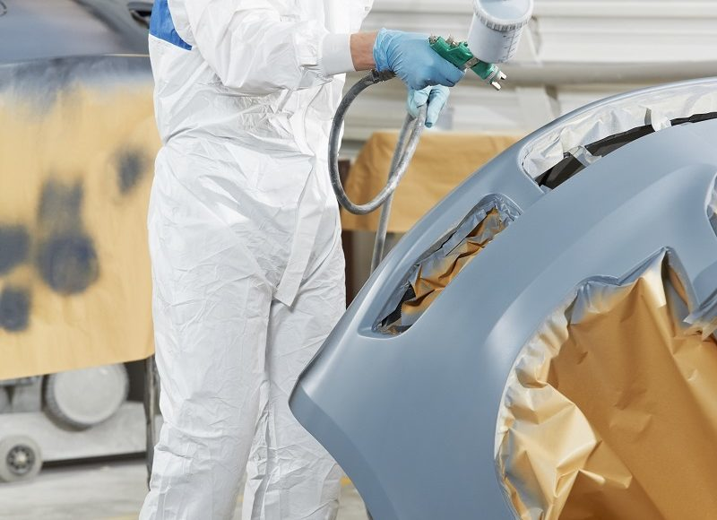 When You Need An Auto Paint Shop Near Me: Tips To Follow